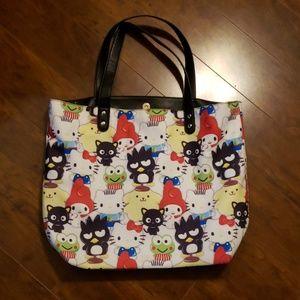 Hello Kitty friendship festival bag